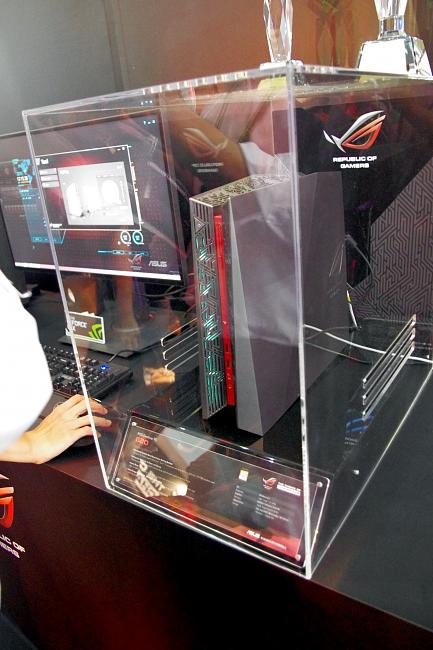 Click image for larger version.  Name:3 ASUS Booth 34 - G20.jpg Views:4 Size:524.5 KB ID:57418