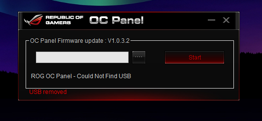 Click image for larger version.  Name:OC panel firmware error.jpg Views:193 Size:80.0 KB ID:38207