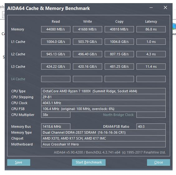 Click image for larger version.  Name:2837mhz ram.JPG Views:106 Size:65.3 KB ID:63615