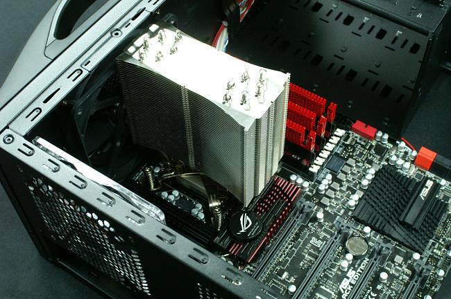 Heatsink Mounting On Socket 1366