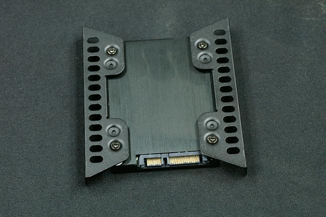 "Drive Converter mounting bracket 2.5"" to 3.5"""