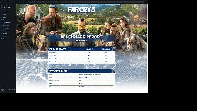Click image for larger version.  Name:FC5 Benchmark 397.64.jpg Views:7 Size:376.4 KB ID:73957