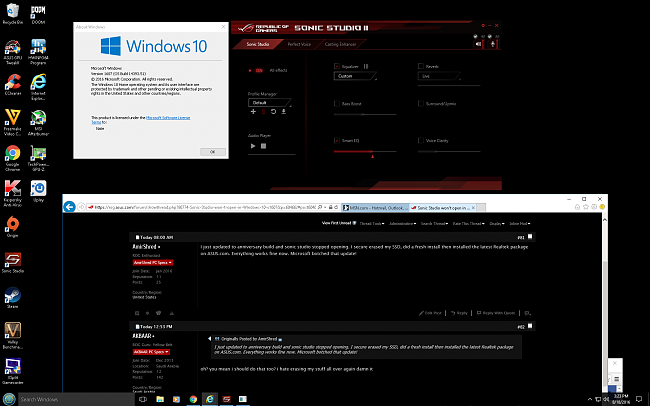 Click image for larger version.  Name:windows 10 1607 and sonic studio.png Views:30 Size:194.5 KB ID:59040