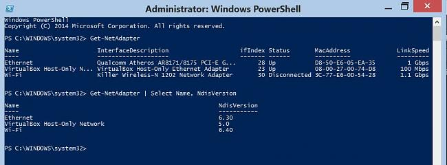 Click image for larger version.  Name:powershell ndis windows 8.1.JPG Views:0 Size:51.1 KB ID:47859