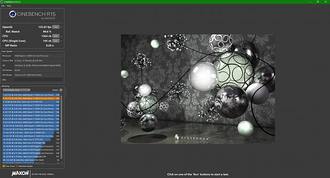 Click image for larger version.  Name:9.14.2017 Cinebench 3990Mhz 3480Ram 14T.jpg Views:15 Size:406.8 KB ID:67417