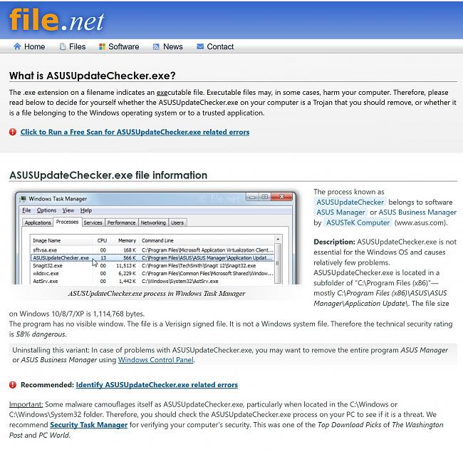Click image for larger version.  Name:ASUSUpdateChecker.JPG Views:0 Size:332.6 KB ID:80385