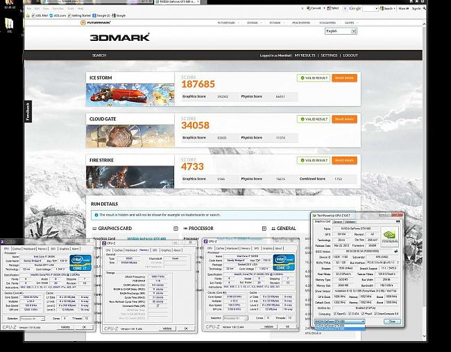 Click image for larger version.  Name:Snip First 3DMARK Run.jpg Views:34 Size:160.4 KB ID:16772