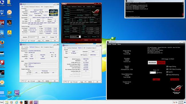 Click image for larger version.  Name:ASUS X99 Deluxe RealBench.JPG Views:112 Size:219.2 KB ID:40505
