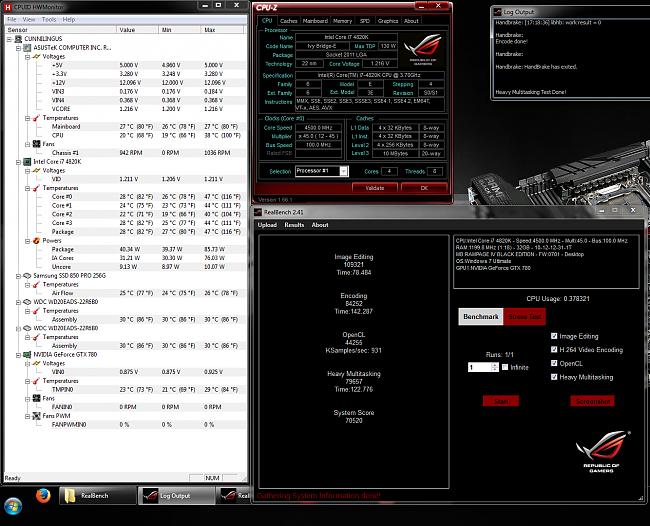 Click image for larger version.  Name:RealBench 4.5GHz.png Views:14 Size:301.7 KB ID:49060