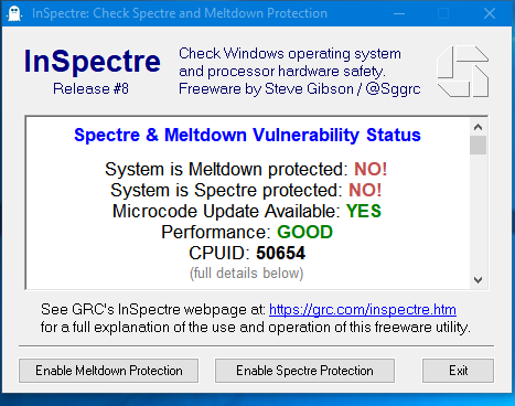 Click image for larger version.  Name:Spectre disable.PNG Views:62 Size:30.3 KB ID:81937