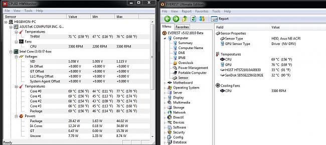 Click image for larger version.  Name:CPU Load Temp.JPG Views:9 Size:125.3 KB ID:36879