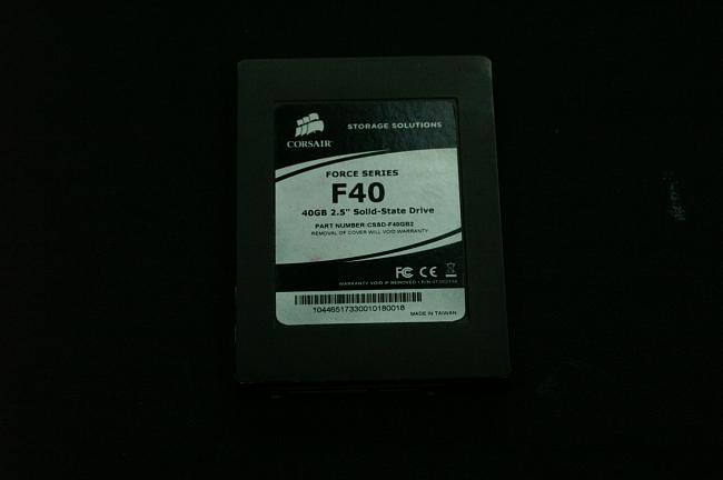 Corsair 60GB Solid State Hard Drive