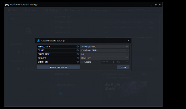 Click image for larger version.  Name:Custom Record Settings.png Views:3 Size:108.9 KB ID:58667