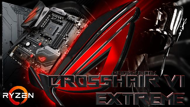 Click image for larger version.  Name:ASUS ROG CROSSHAIR VI EXTREME.jpg Views:15 Size:256.3 KB ID:66190