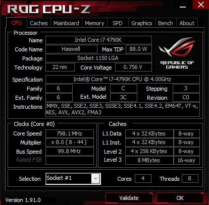 Click image for larger version.  Name:CPU Z.jpg Views:0 Size:20.7 KB ID:83996