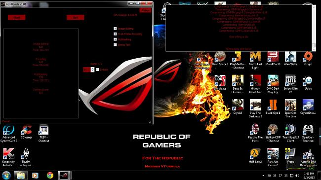 Click image for larger version.  Name:ROG Bench Score.jpg Views:55 Size:255.9 KB ID:21137