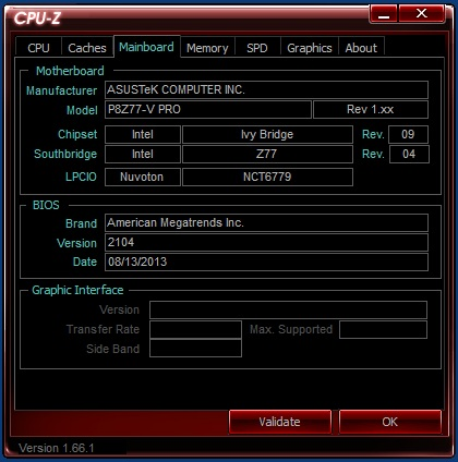 Click image for larger version.  Name:CPU-Z revised pic.jpg Views:7 Size:58.2 KB ID:28021