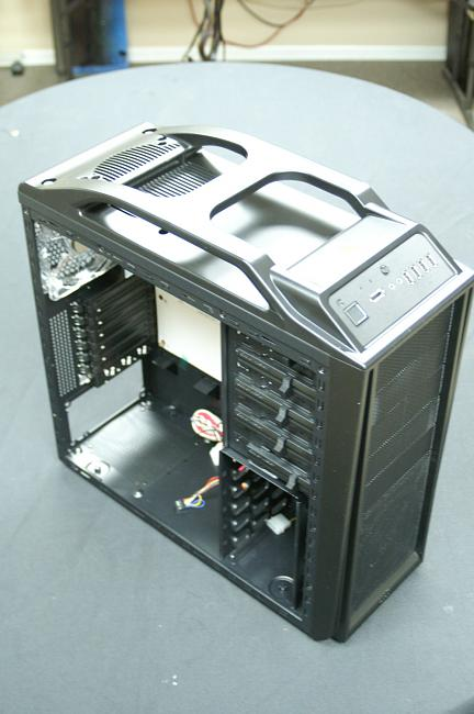 Coolermaster Storm Scout Side View