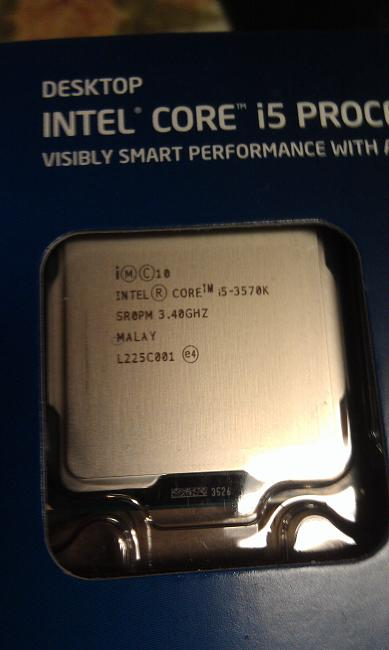 Click image for larger version.  Name:11.CPU i5 Processor top view.jpg Views:0 Size:429.0 KB ID:15992