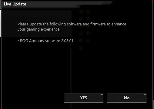Click image for larger version.  Name:Armoury 2.05.01 - Live Update.JPG Views:343 Size:22.1 KB ID:73495
