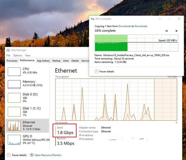Click image for larger version.  Name:SpeedTest.JPG Views:0 Size:159.0 KB ID:89016