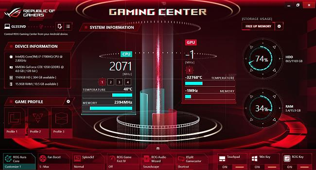 Click image for larger version.  Name:ROG Gaming Center Temp Failure.JPG Views:0 Size:263.1 KB ID:79047