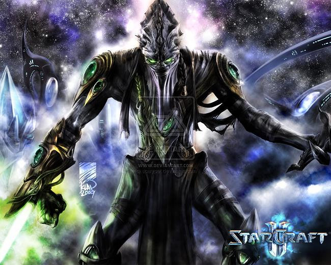 Click image for larger version.  Name:Zeratul__Dark_Templar_Prelate_by_scarypet.jpg Views:2 Size:322.0 KB ID:26432