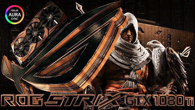 Click image for larger version.  Name:ASUS ROG Strix GeForce GTX 1080 Ti Assassin's Creed.jpg Views:2 Size:363.8 KB ID:68509