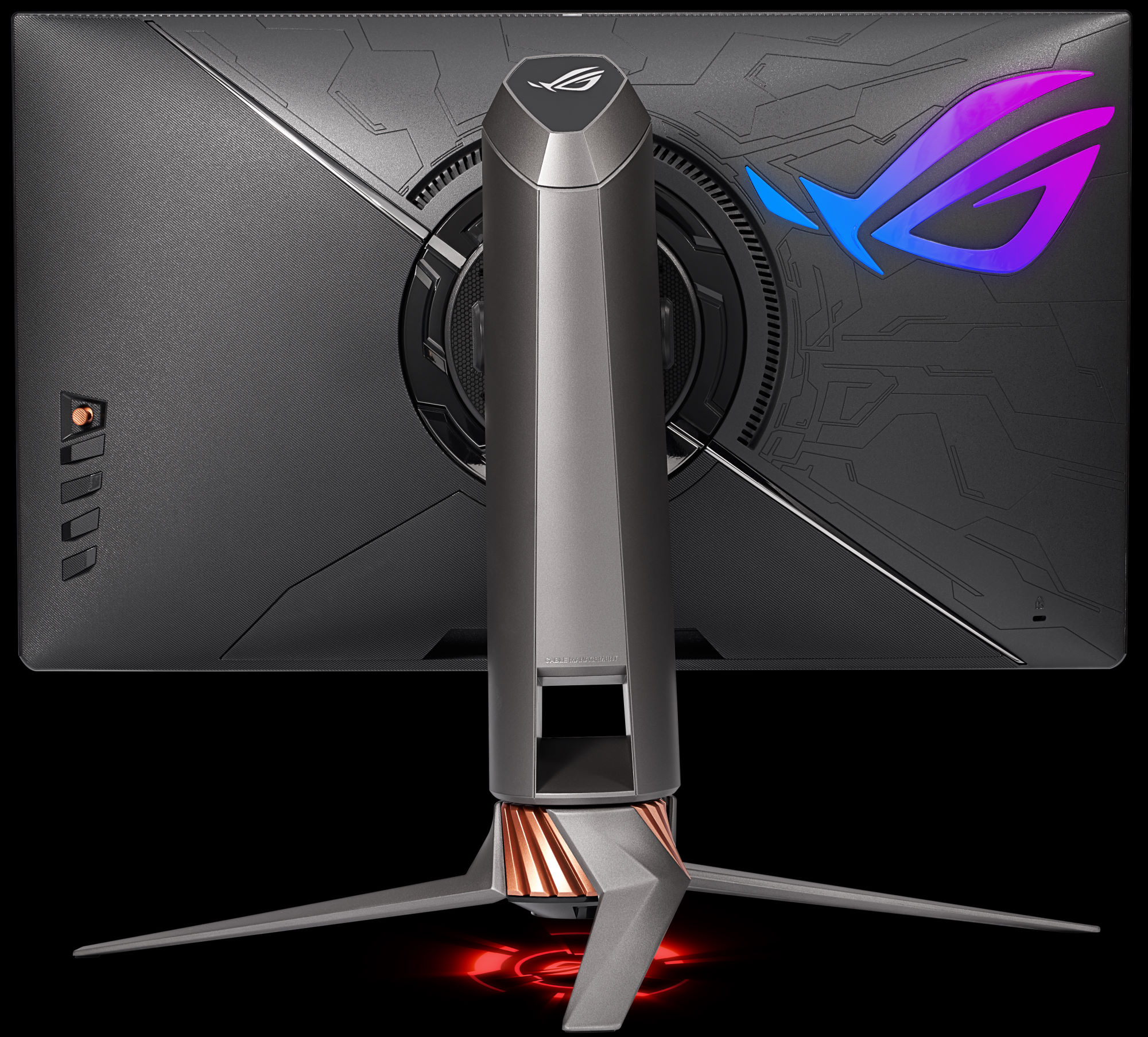 ROG Swift 360Hz Back