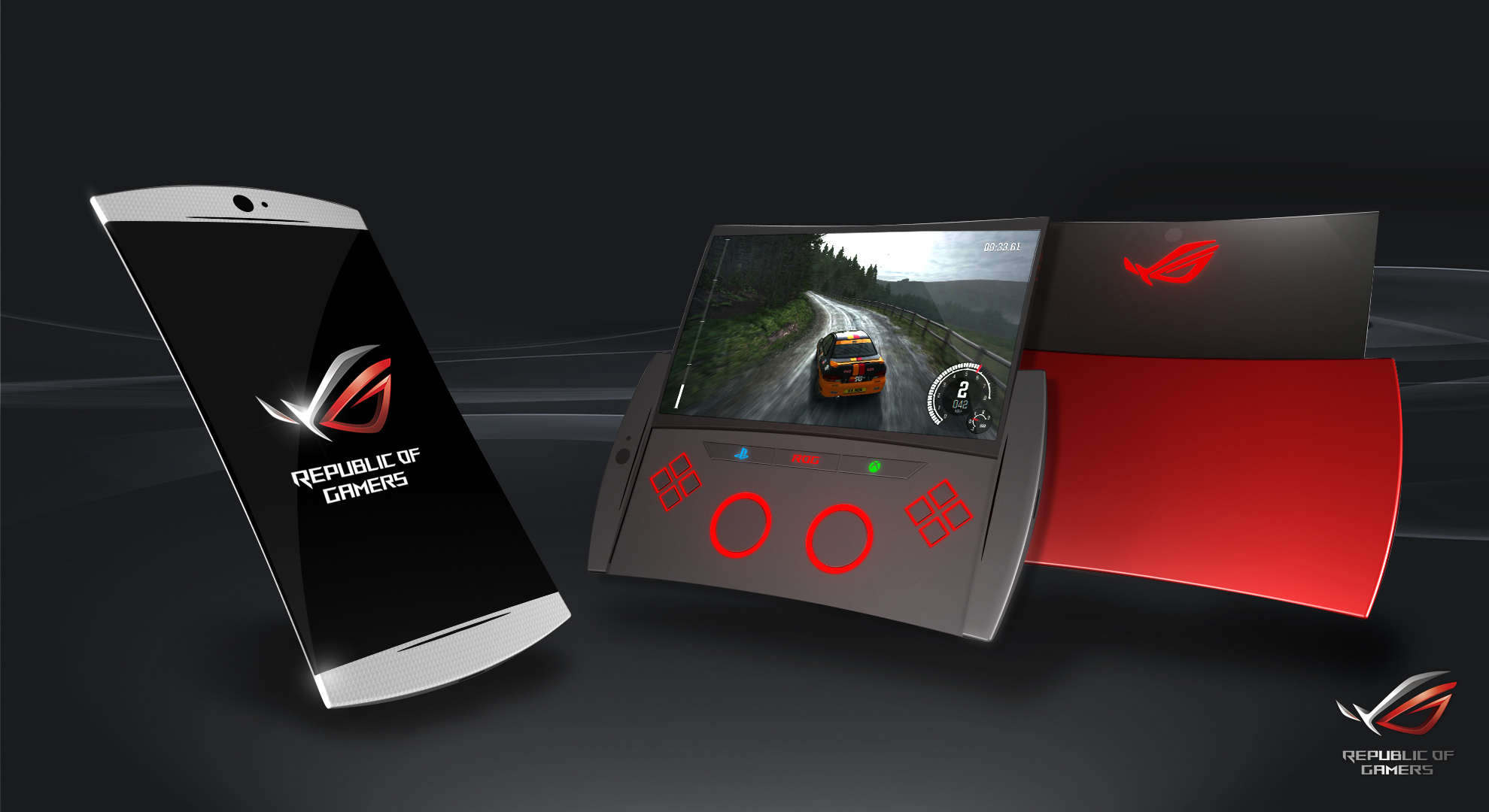 rog epic delivers full pc and console gaming to mobiles. Black Bedroom Furniture Sets. Home Design Ideas