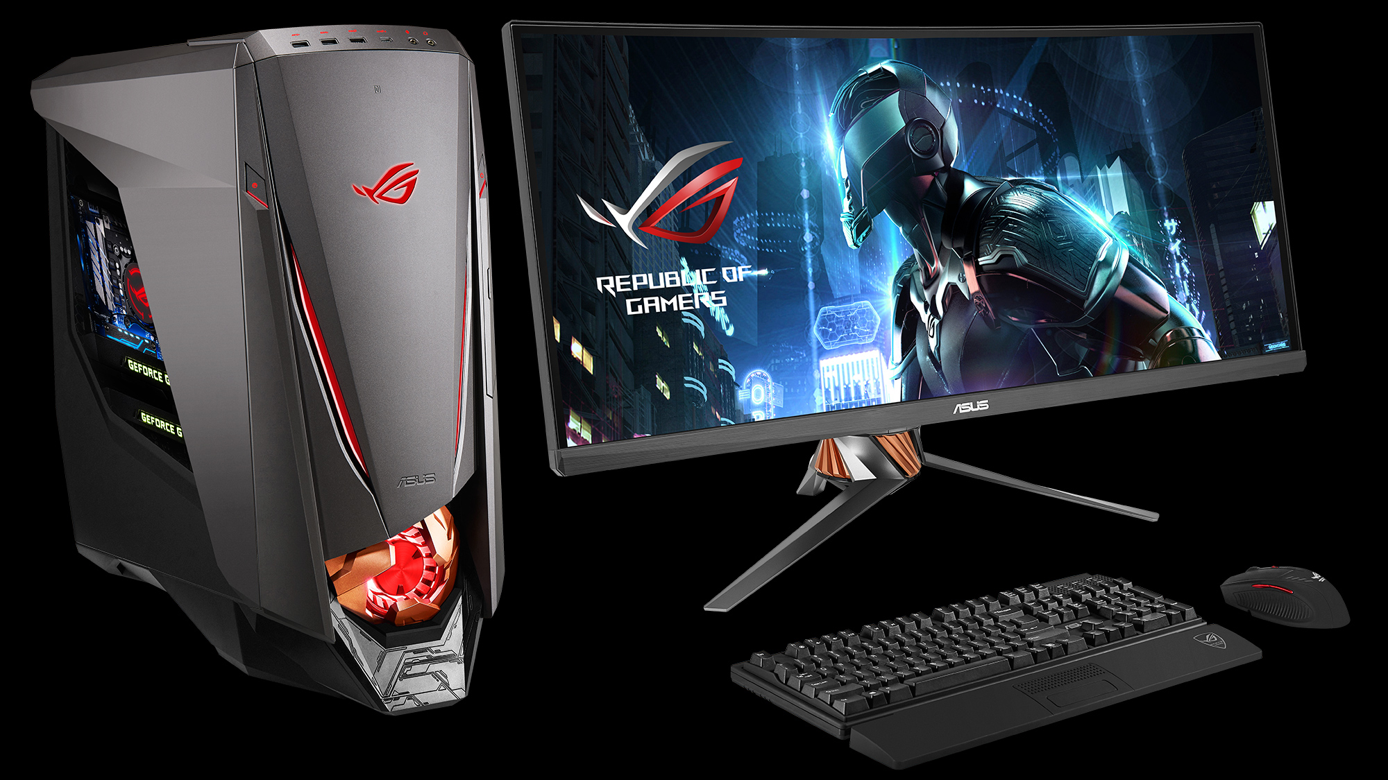 computex 2016 asus rog announced the latest and greatest. Black Bedroom Furniture Sets. Home Design Ideas