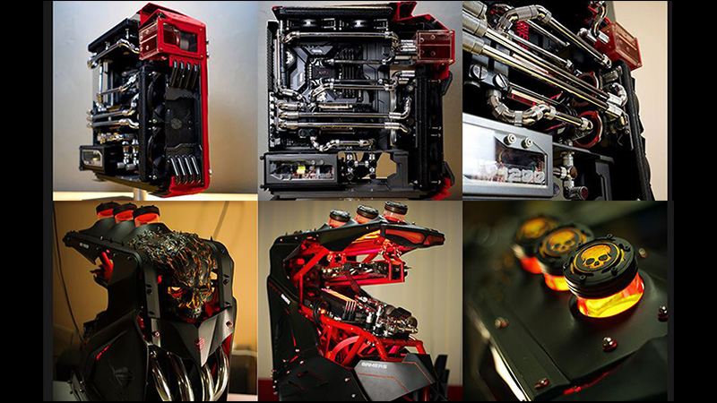 Case Mod World Series 2016 Winners Rog Republic Of