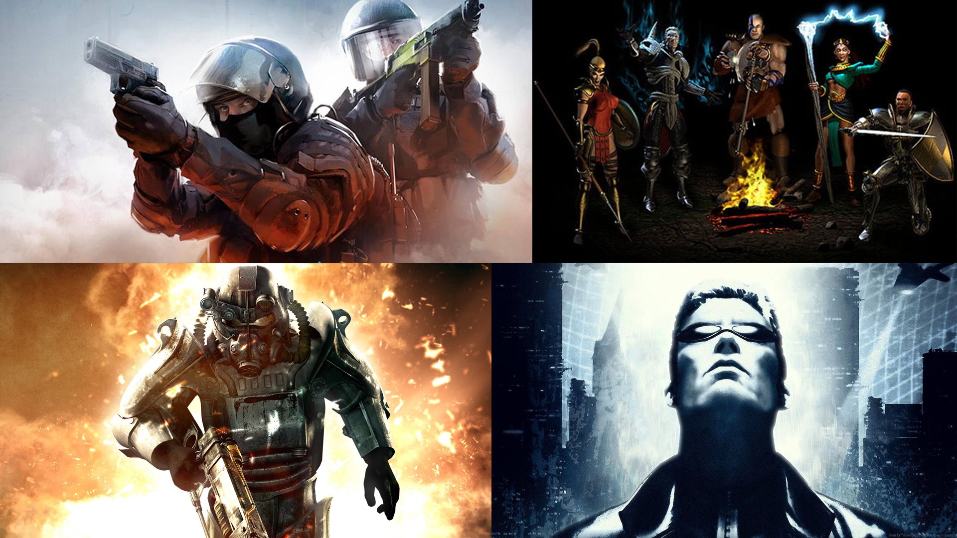 The most replayable PC and computer games of all time. Discover the best FPS, RPG, simulation, and strategy gaming hits ever in our top 10 guide. | ROG - Republic of Gamers Global