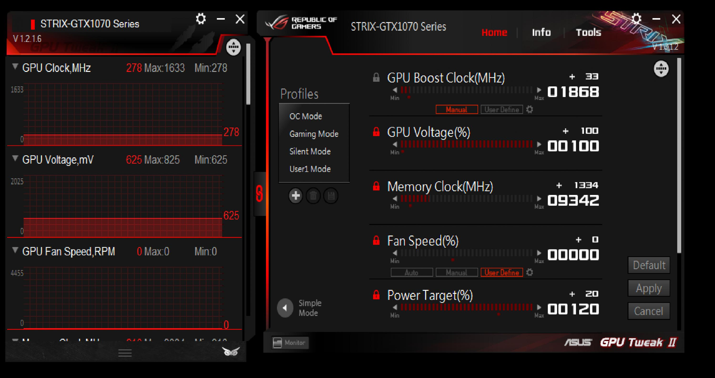 gpu overclocking guide for asus k43ta Safely overclocking an asus strix gtx 970  my asus gpu tweak is buggedthats why im using msi afterburner every time i try to overclock on my custom profile it .
