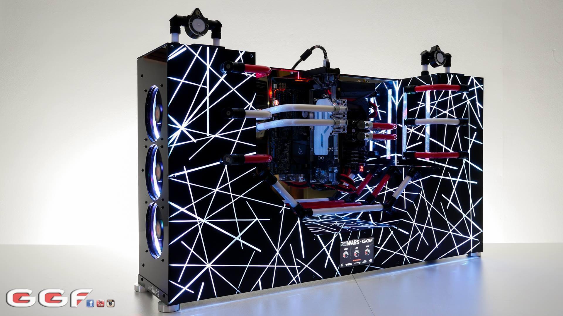 Mod Core P3 Rgb By Ggf Lan Party Rog Republic Of