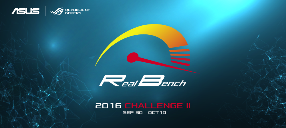 RealBench | ROG - Republic of Gamers Global
