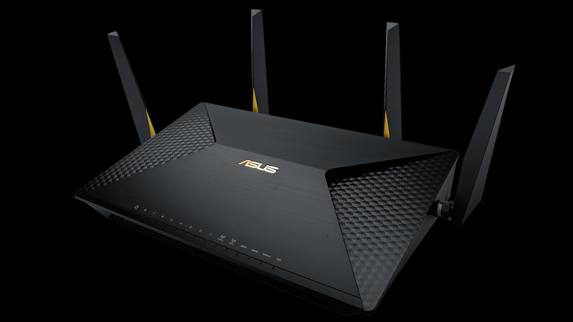 Show you mean business: ASUS BRT-AC828 Dual-WAN Router | ROG ...