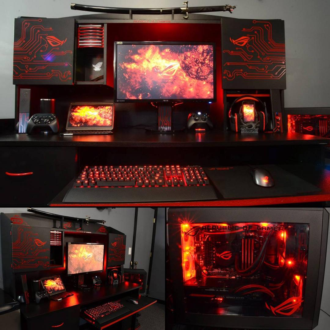 Great Pc Mods Of 2016 Rog Republic Of Gamers Global