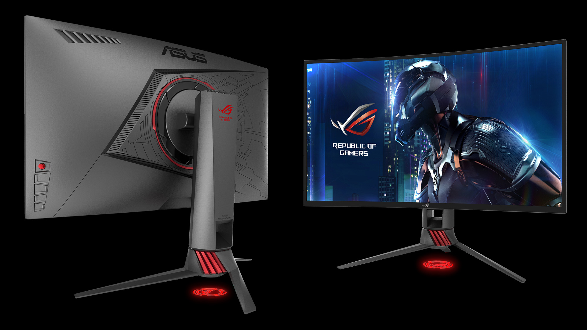 CES 2017: ROG Introduces Latest Gaming Monitors | ROG ...