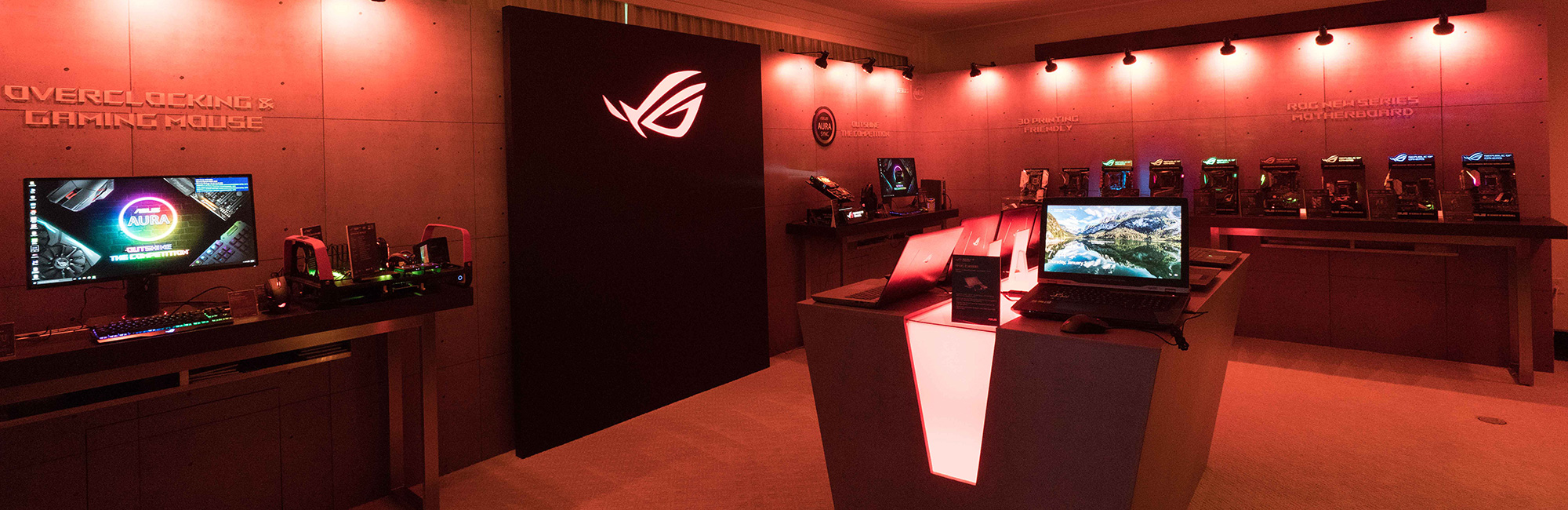 CES 2017: Latest ROG Gaming Systems and Mods on Display | ROG