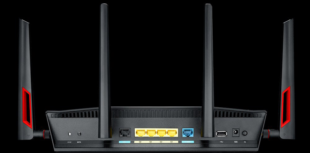 ASUS DSL-AC88U combines an ultra-fast DSL modem and Wi-Fi