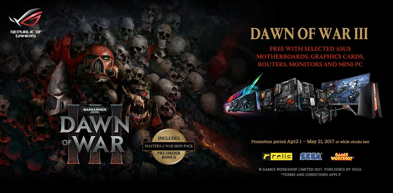 ASUS-Dawn-Of-War-III-game-bundle