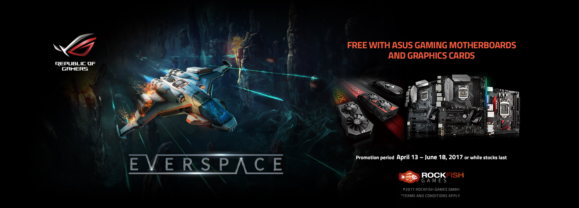 ASUS EVERSPACE game bundle-EMEA