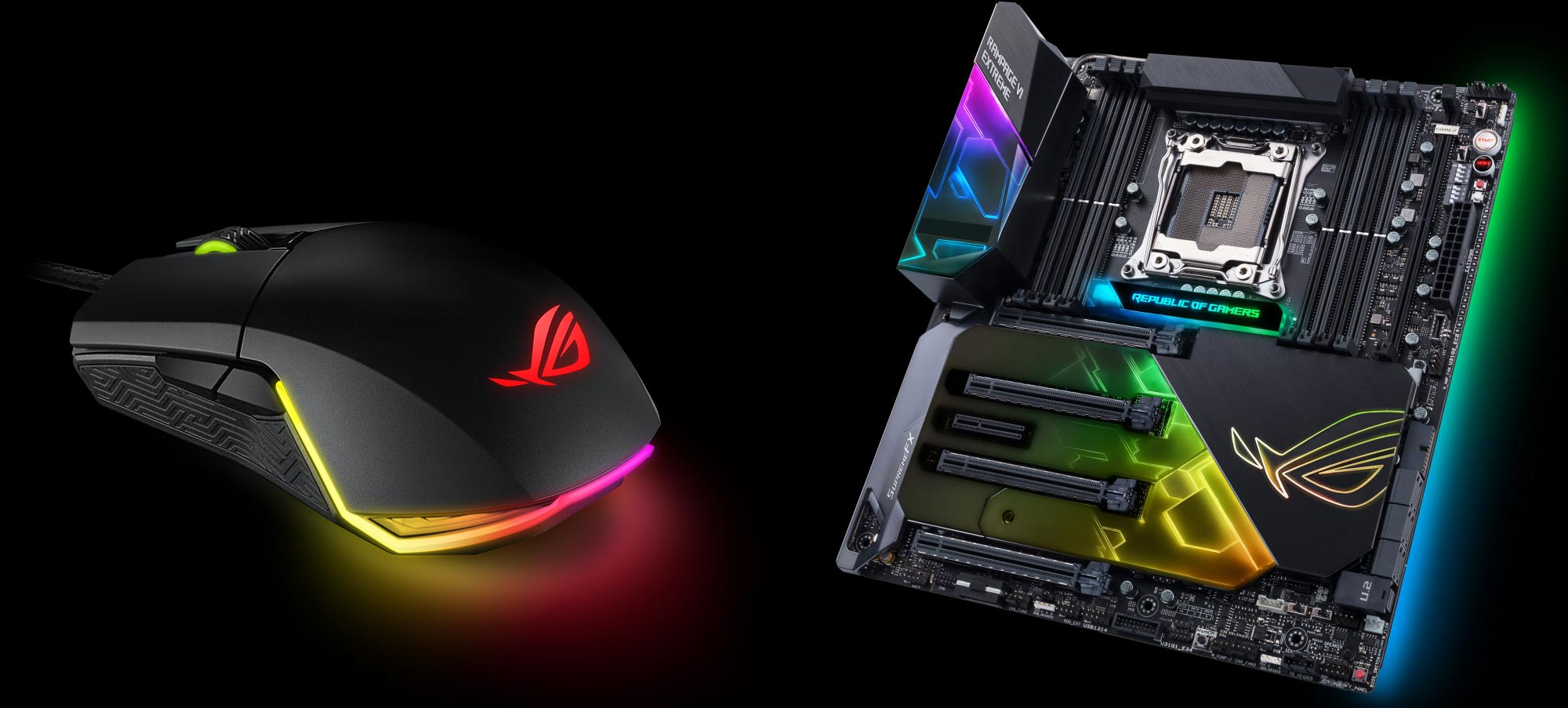 The evolution of Aura RGB lighting leads to an official SDK