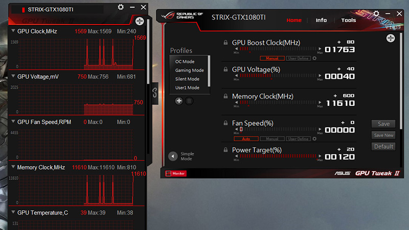 An Overview Of Rog Strix 1080 Ti Overclocking Rog