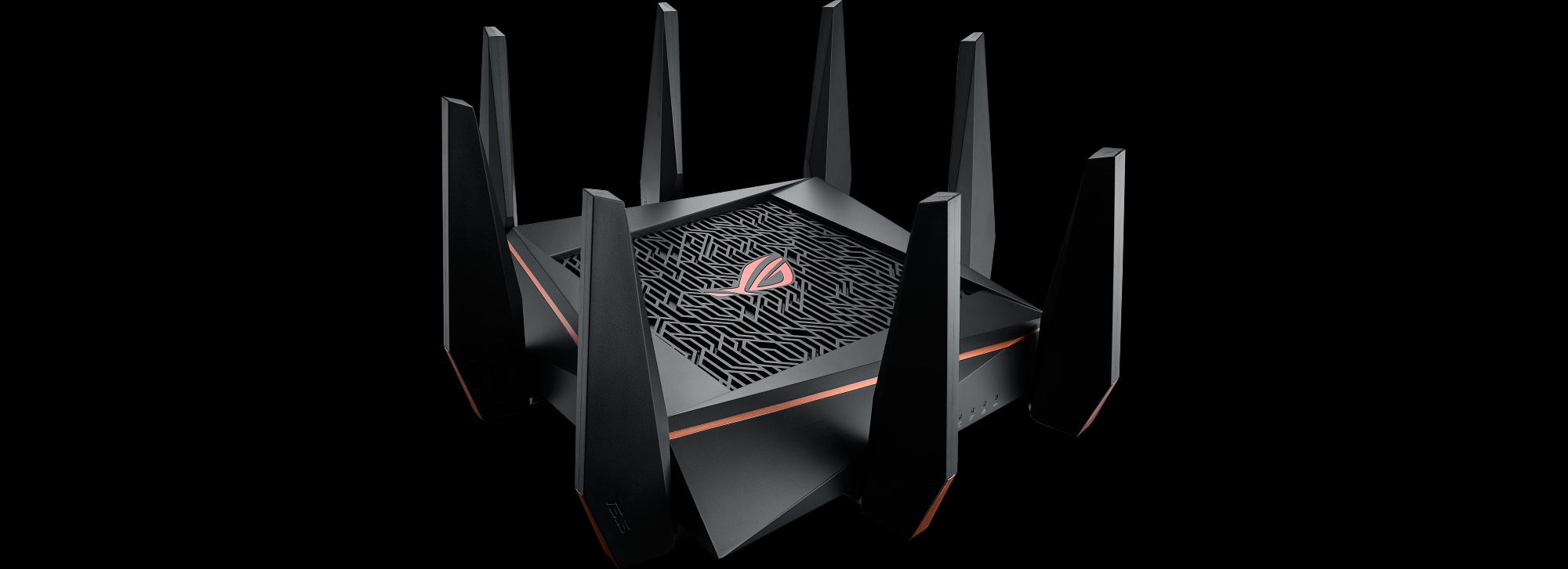 Enraptured With The Gt Ac5300 Gaming Router Rog Republic Of Wireless Home Network Broadcom Diagram Rapture