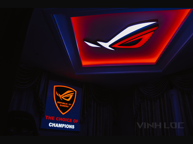 Building A Republic Inside One Superfan S Shrine To Rog
