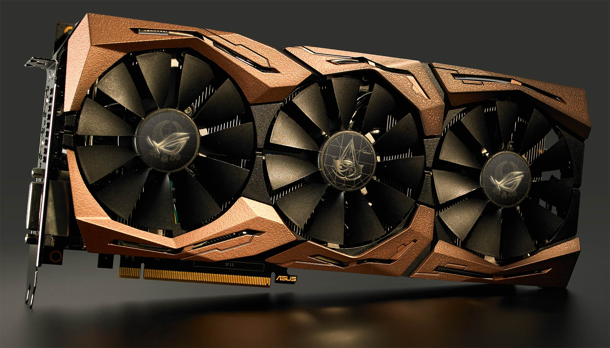 Asus ROG Strix GTX 1080 Ti  Limited Edition