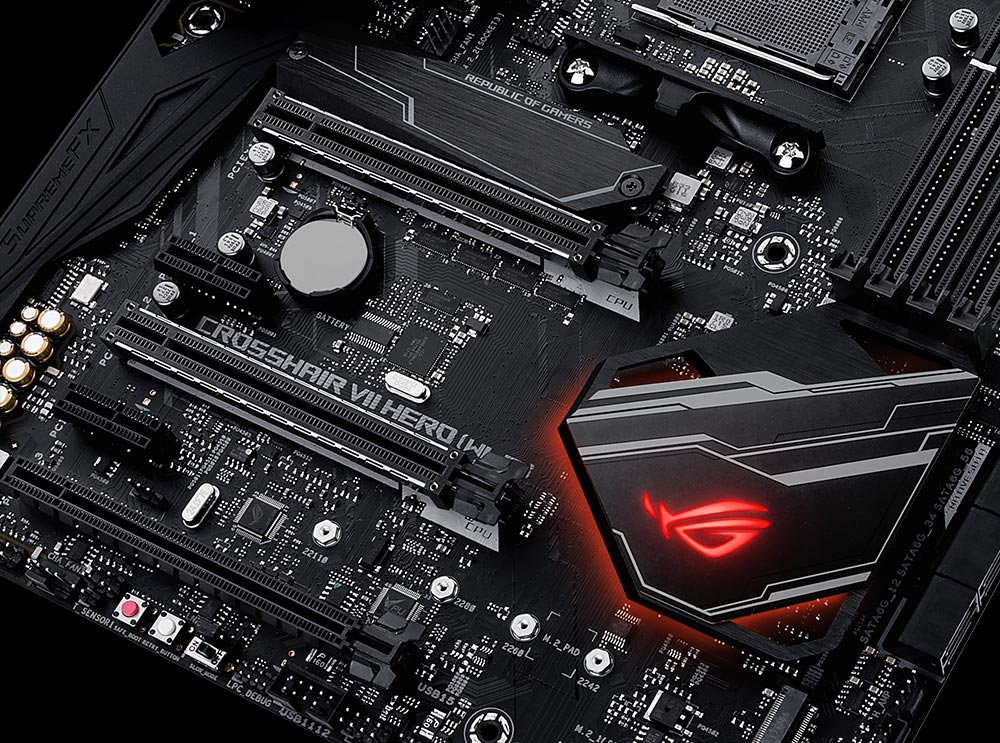152360164941 Asus ROG Announces New X470 Motherboards