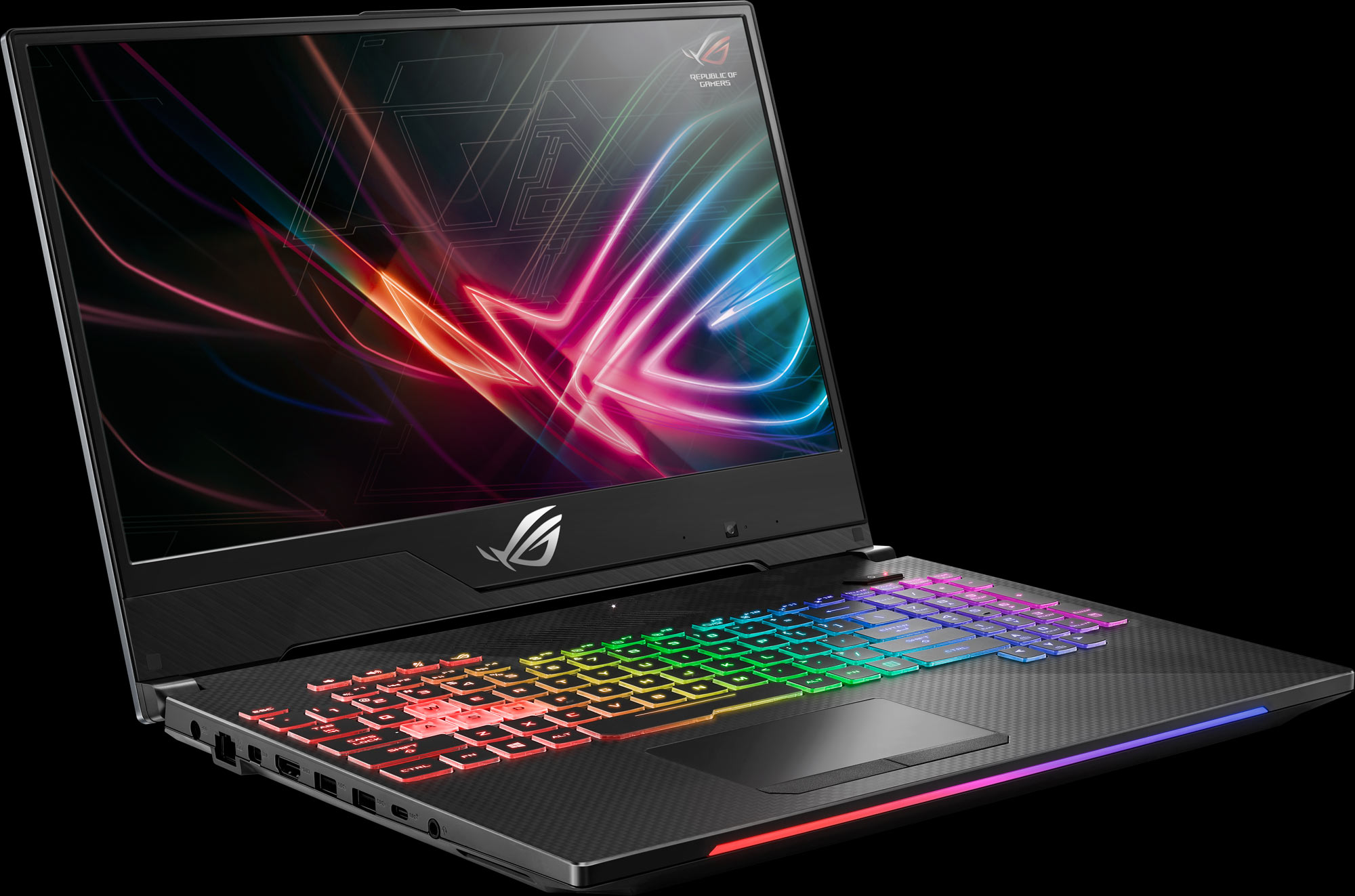 Image result for ASUS ROG Strix SCAR II and Hero II